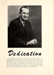 Page 7, 1949 Edition, Lambuth College - Lantern Yearbook (Jackson, TN) online yearbook collection