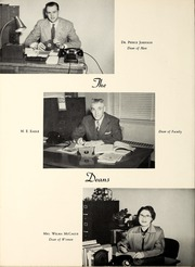 Page 12, 1954 Edition, Lambuth College - Lantern Yearbook (Jackson, TN) online yearbook collection