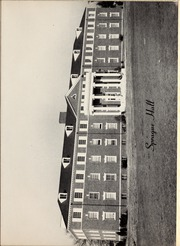 Page 7, 1954 Edition, Lambuth College - Lantern Yearbook (Jackson, TN) online yearbook collection