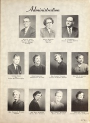Page 11, 1955 Edition, Lambuth College - Lantern Yearbook (Jackson, TN) online yearbook collection