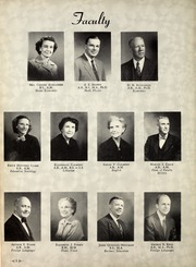 Page 12, 1955 Edition, Lambuth College - Lantern Yearbook (Jackson, TN) online yearbook collection