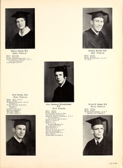 Page 17, 1955 Edition, Lambuth College - Lantern Yearbook (Jackson, TN) online yearbook collection
