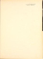 Page 3, 1955 Edition, Lambuth College - Lantern Yearbook (Jackson, TN) online yearbook collection