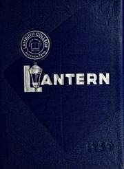 Page 1, 1959 Edition, Lambuth College - Lantern Yearbook (Jackson, TN) online yearbook collection