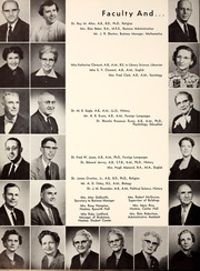 Page 12, 1959 Edition, Lambuth College - Lantern Yearbook (Jackson, TN) online yearbook collection