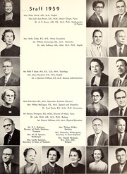 Page 13, 1959 Edition, Lambuth College - Lantern Yearbook (Jackson, TN) online yearbook collection