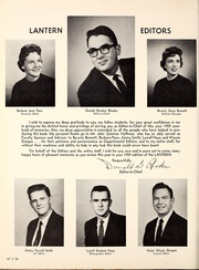 Page 6, 1959 Edition, Lambuth College - Lantern Yearbook (Jackson, TN) online yearbook collection