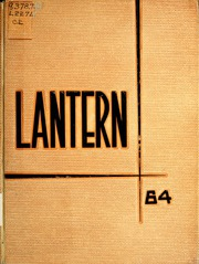 Page 1, 1964 Edition, Lambuth College - Lantern Yearbook (Jackson, TN) online yearbook collection