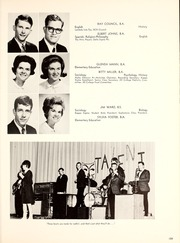 Page 163, 1966 Edition, Lambuth College - Lantern Yearbook (Jackson, TN) online yearbook collection