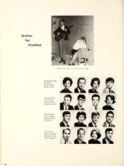 Page 172, 1966 Edition, Lambuth College - Lantern Yearbook (Jackson, TN) online yearbook collection