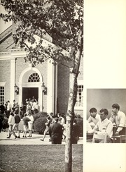 Page 11, 1969 Edition, Lambuth College - Lantern Yearbook (Jackson, TN) online yearbook collection