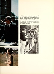 Page 17, 1969 Edition, Lambuth College - Lantern Yearbook (Jackson, TN) online yearbook collection