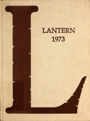 Page 1, 1973 Edition, Lambuth College - Lantern Yearbook (Jackson, TN) online yearbook collection
