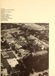 Page 11, 1973 Edition, Lambuth College - Lantern Yearbook (Jackson, TN) online yearbook collection