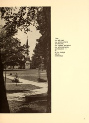 Page 15, 1973 Edition, Lambuth College - Lantern Yearbook (Jackson, TN) online yearbook collection