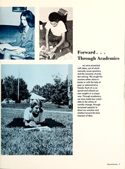 Page 13, 1974 Edition, Lambuth College - Lantern Yearbook (Jackson, TN) online yearbook collection