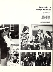 Page 14, 1974 Edition, Lambuth College - Lantern Yearbook (Jackson, TN) online yearbook collection