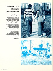Page 16, 1974 Edition, Lambuth College - Lantern Yearbook (Jackson, TN) online yearbook collection