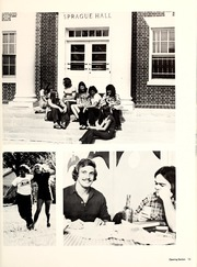 Page 17, 1974 Edition, Lambuth College - Lantern Yearbook (Jackson, TN) online yearbook collection