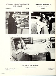 Page 218, 1974 Edition, Lambuth College - Lantern Yearbook (Jackson, TN) online yearbook collection