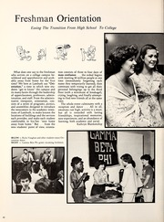 Page 44, 1980 Edition, Lambuth College - Lantern Yearbook (Jackson, TN) online yearbook collection