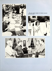 Page 15, 1982 Edition, Lambuth College - Lantern Yearbook (Jackson, TN) online yearbook collection