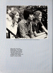 Page 6, 1982 Edition, Lambuth College - Lantern Yearbook (Jackson, TN) online yearbook collection