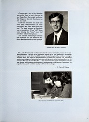 Page 7, 1982 Edition, Lambuth College - Lantern Yearbook (Jackson, TN) online yearbook collection