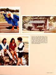 Page 11, 1987 Edition, Lambuth College - Lantern Yearbook (Jackson, TN) online yearbook collection