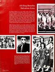 Page 12, 1987 Edition, Lambuth College - Lantern Yearbook (Jackson, TN) online yearbook collection