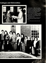 Page 47, 1988 Edition, Lambuth College - Lantern Yearbook (Jackson, TN) online yearbook collection