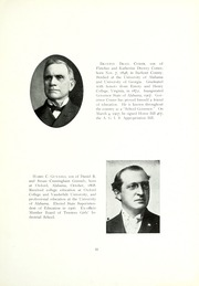 Page 15, 1909 Edition, University of Montevallo - Montage Technala Yearbook (Montevallo, AL) online yearbook collection