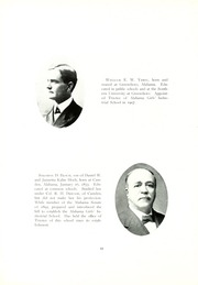 Page 16, 1909 Edition, University of Montevallo - Montage Technala Yearbook (Montevallo, AL) online yearbook collection