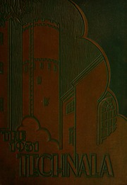 1931 Edition, University of Montevallo - Montage / Technala Yearbook (Montevallo, AL)