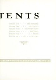 Page 9, 1931 Edition, University of Montevallo - Montage Technala Yearbook (Montevallo, AL) online yearbook collection