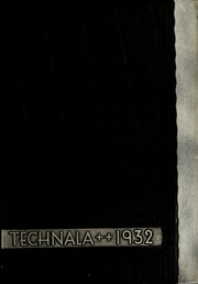 1932 Edition, University of Montevallo - Montage / Technala Yearbook (Montevallo, AL)