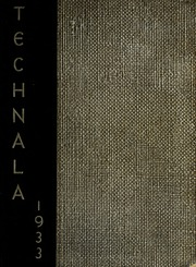 1933 Edition, University of Montevallo - Montage / Technala Yearbook (Montevallo, AL)