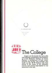 Page 14, 1937 Edition, University of Montevallo - Montage Technala Yearbook (Montevallo, AL) online yearbook collection