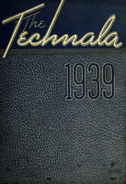 1939 Edition, University of Montevallo - Montage / Technala Yearbook (Montevallo, AL)