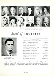 Page 15, 1939 Edition, University of Montevallo - Montage Technala Yearbook (Montevallo, AL) online yearbook collection