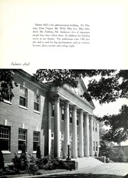Page 17, 1939 Edition, University of Montevallo - Montage Technala Yearbook (Montevallo, AL) online yearbook collection