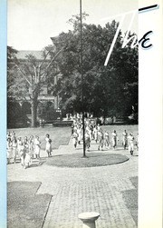 Page 6, 1939 Edition, University of Montevallo - Montage Technala Yearbook (Montevallo, AL) online yearbook collection