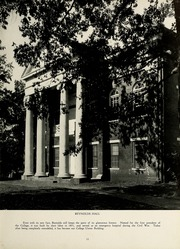 Page 15, 1941 Edition, University of Montevallo - Montage Technala Yearbook (Montevallo, AL) online yearbook collection