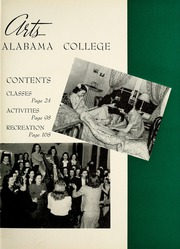 Page 9, 1941 Edition, University of Montevallo - Montage Technala Yearbook (Montevallo, AL) online yearbook collection