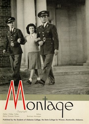 Page 9, 1942 Edition, University of Montevallo - Montage Technala Yearbook (Montevallo, AL) online yearbook collection