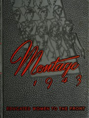 University of Montevallo - Montage Technala Yearbook (Montevallo, AL) online yearbook collection, 1943 Edition, Page 1