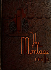 1944 Edition, University of Montevallo - Montage / Technala Yearbook (Montevallo, AL)
