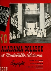 Page 11, 1946 Edition, University of Montevallo - Montage Technala Yearbook (Montevallo, AL) online yearbook collection