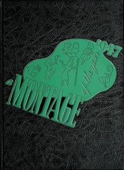 1947 Edition, University of Montevallo - Montage / Technala Yearbook (Montevallo, AL)