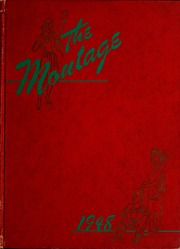 1948 Edition, University of Montevallo - Montage / Technala Yearbook (Montevallo, AL)